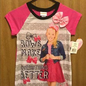 JoJo Siwa Nightgown - Size 8